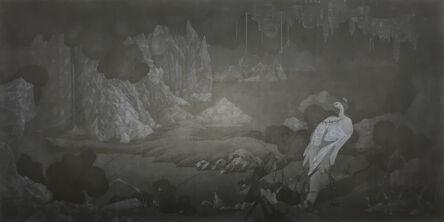 肖旭 Xiao Xu, '《迷樓 The Mirage》'