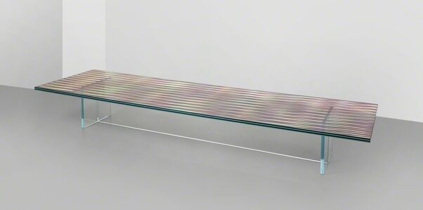 Patricia Urquiola, 'A coffee table a prototype from the 'Crossing' collection', 2012