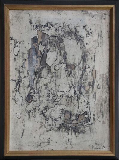 Simon Hantaï, 'Les oiseaux', 1960