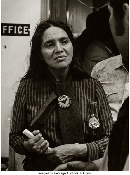 Morrie Camhi, 'A Group of Three Photographs from The Farm Workers', 1971