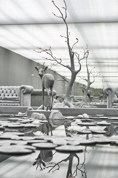 Hans Op de Beeck, 'The Garden Room', 2017