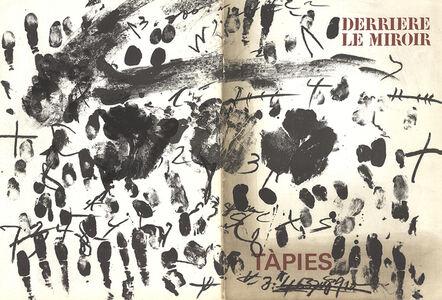Antoni Tàpies, 'DLM No. 175 Cover', 1968