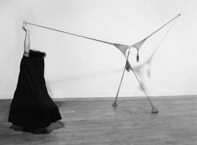 Senga Nengudi, 'Studio Performance with R.S.V.P.', 1977