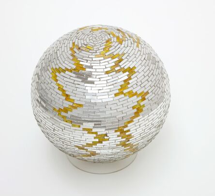 Monir Farmanfarmaian, 'Mirror Ball', ca. 1974