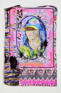 Lina Puerta, 'Tomato Crop Picker (From The Latino Farmworker Tapestries Series)', 2017