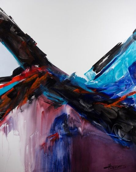 Maria Teresa Hafford, 'Preludio #110', 2017