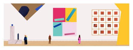 Rose Blake, 'Gallery Panorama 1', 2017