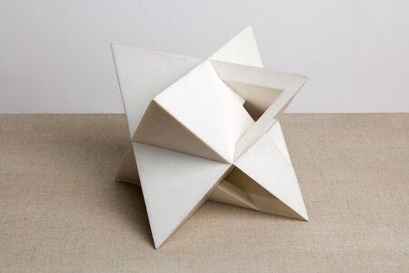 Natalie Dower, 'Stella Octangula', 1989