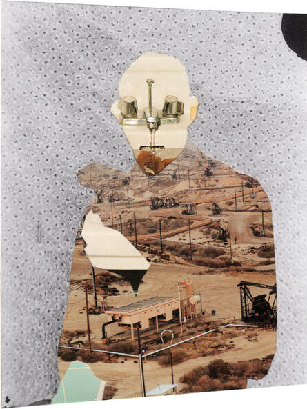Melinda Gibson, 'Photomontage XI, (taken from pages 16,39,87)', 2009-2011