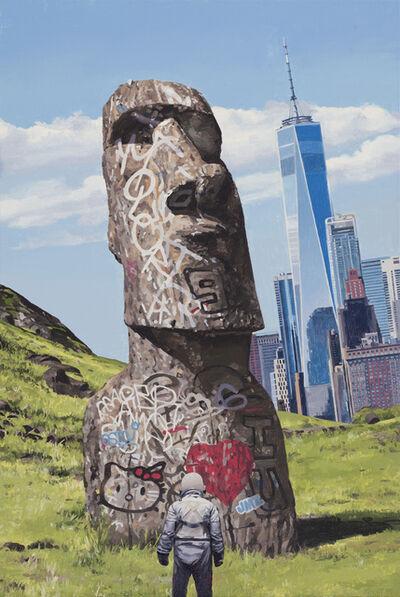 Scott Listfield, 'Easter Island', 2020
