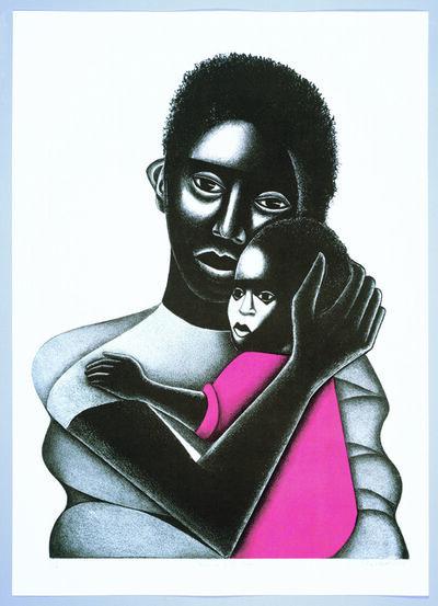 Elizabeth Catlett, 'Danys y Liethis', 2005