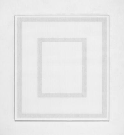 Hadi Tabatabai, 'Thread Painting 2020-6', 2020