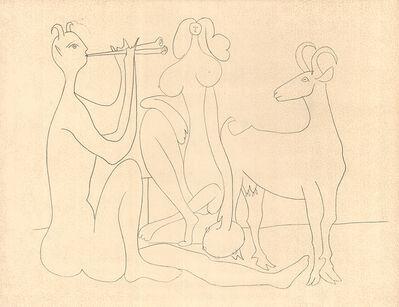 Pablo Picasso, 'Mes Dessins D'Antibes', 1958