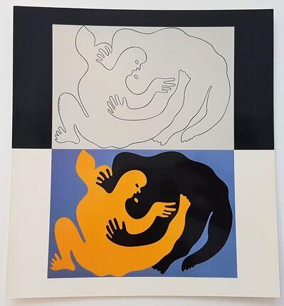 Victor Vasarely, 'Catch II', 1977