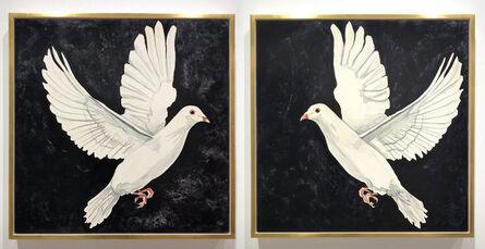 Annika Connor, 'Dove Diptych', 2012