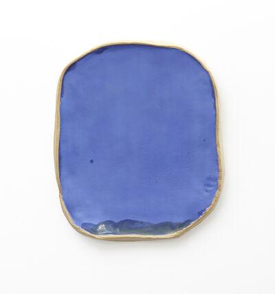 Keiko Narahashi, 'Untitled (Blue Mirror)', 2018