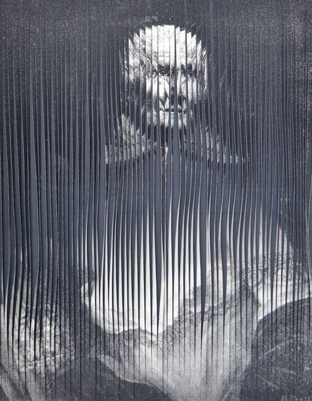 Hernan Soriano, 'En oración', 2017