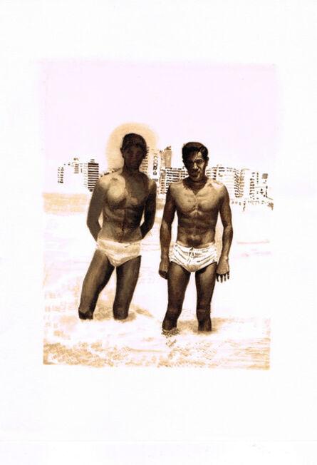 Soheila Sokhanvari, 'Beach Boys 3', 2010-2015
