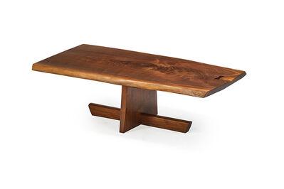George Nakashima, 'Minguren I coffee table', 1988