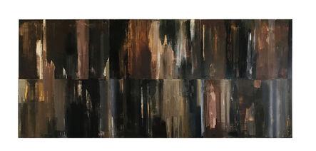 Rafael Canogar, 'Muro Nº1', 2016