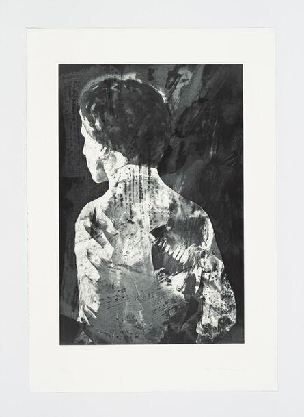 Matt Saunders, 'Rose Hobart', 2015