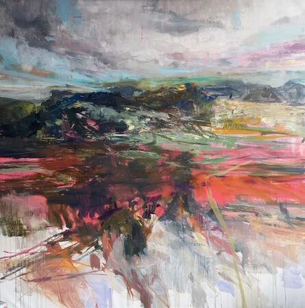 Edwige Fouvry, 'Le Grand Volcan de Lanzarote', 2018