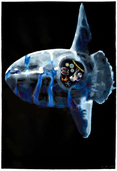 Alexis Rockman, 'Untitled (Mola Mola)', 2013