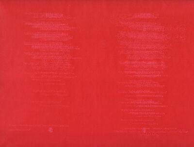 Nina Papaconstantinou, 'The Sovereign Sun (part of a diptych)', 2014
