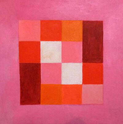Caroline Blum, 'Pink Fluff', 2017