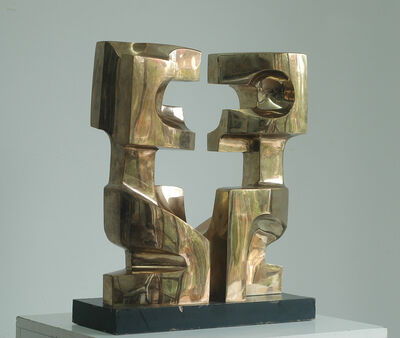 Peter Jecza, 'Meditation II', 1970