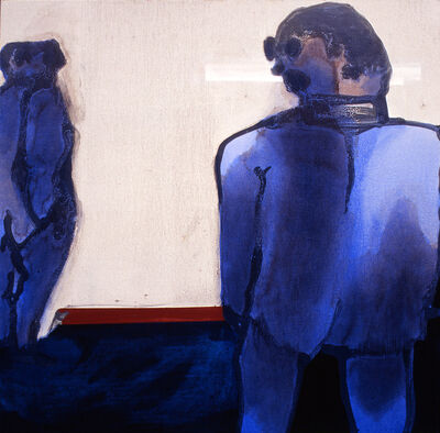 Robert Hodgins, 'Sorry about the retrenchment old man!', 2004