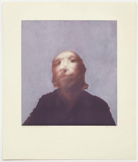 Richard Hamilton, 'A portrait of the artist by Francis Bacon', 1971