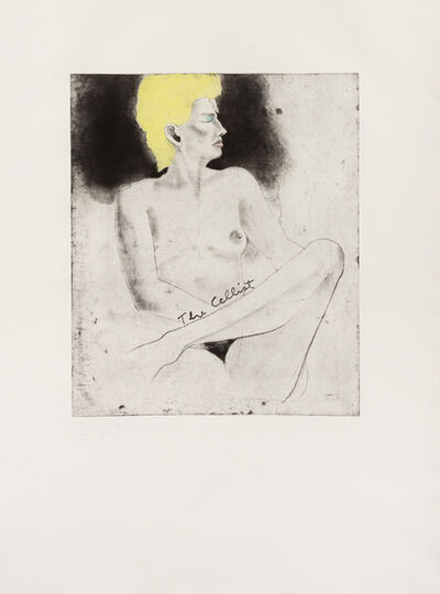 Jim Dine, 'The Cellist', 1976