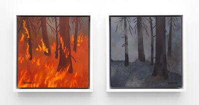 Jessie Homer French, 'Burnout', 2000