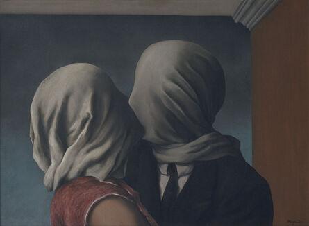René Magritte, 'The Lovers (Les Amants)', 1928