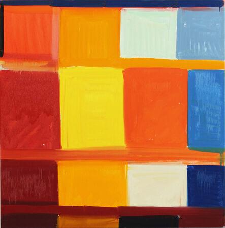 Stanley Whitney, 'Dance the Orange', 2013