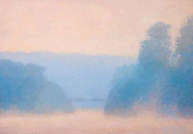 Nicholas Verrall, 'Mist Over the Seine', 2020