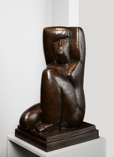 Henri Laurens, 'Cariatide Assise', 1930