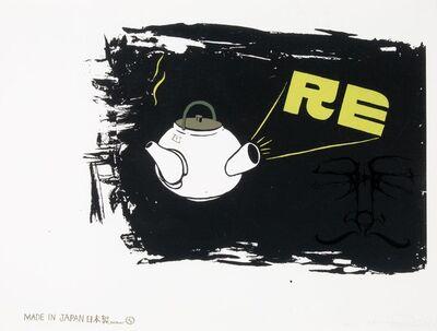 Tomokazu Matsuyama, 'RE', 2004
