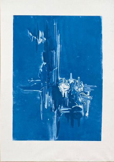 Alexis Mata, 'Feeling Blue', 2021