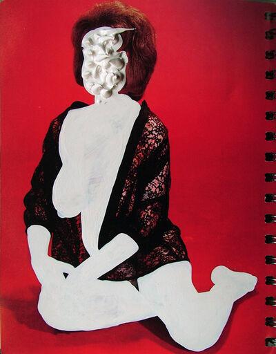 Yi-Hsin Tzeng, 'Prickly Girl', 2014