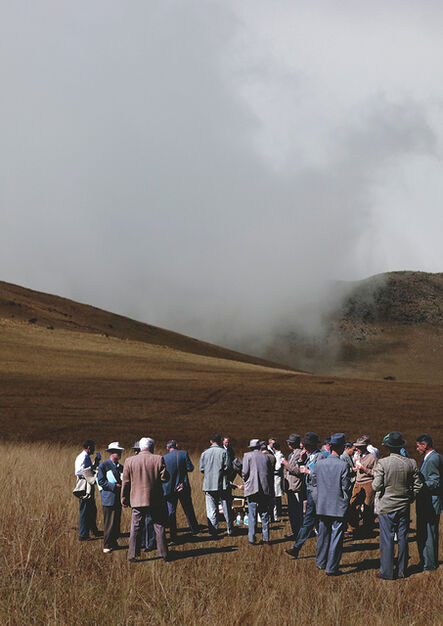 Mbongeni Dlamini, 'small Posse I', 2018