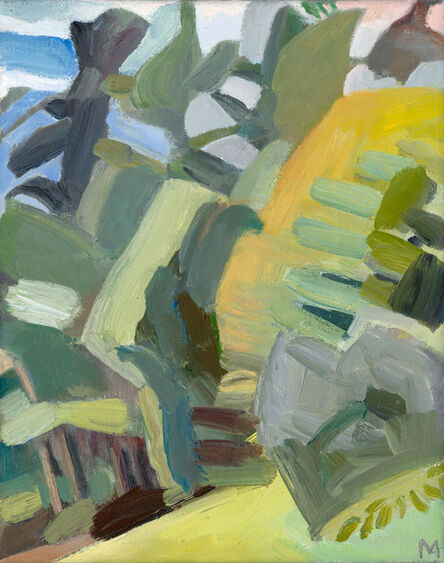 Martha Armstrong, 'Pieces of a Hillside', 2017