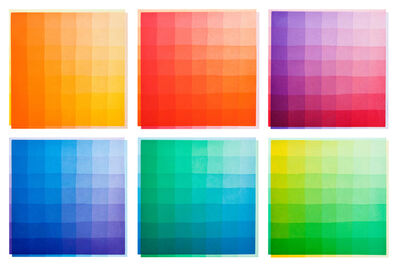 Spencer Finch, 'In-Between Colors', 2015