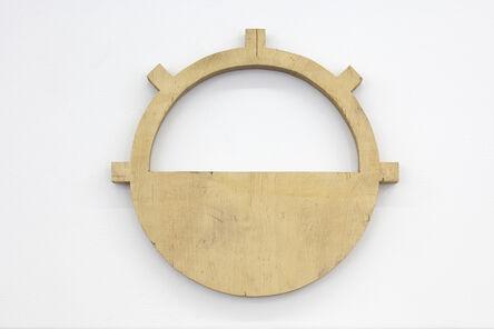 Marko Vuokola, 'From the installation/series Merkintöjä (Marks)', 1988