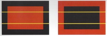 Donald Judd, 'Untitled (Chinati I and II)', 1992