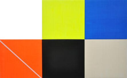 Leandros Pigades, 'Signal Flag #1', 2015