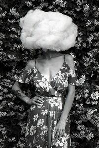 Ale Fruscella, 'Cloudwoman #11', 2017