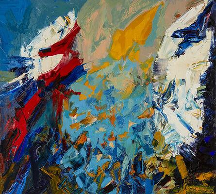 John DiPaolo, 'Silhouette, Inca #13', 2018