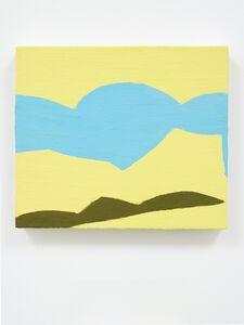 Helmut Dorner, 'Genfer See', 2018